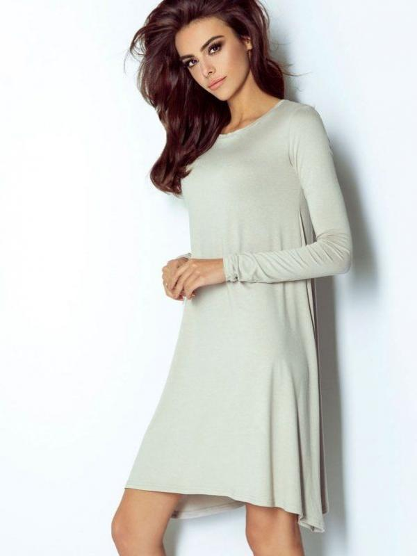 <b>IVON</b> Langes Business Kleid